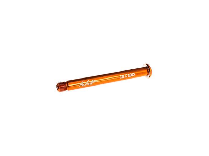 FOX RACING SHOX Kabolt 15 x 100mm Orange Anodised Axle Assembly Service Set click to zoom image
