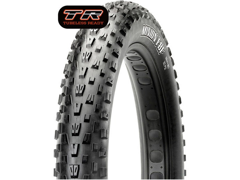 MAXXIS Minion FBF 27.5x3.80 120TPI Folding Dual Compound EXO / TR click to zoom image