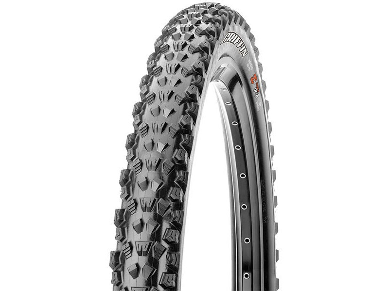 MAXXIS Griffin DH 26x2.40 60TPI Wire Super Tacky click to zoom image