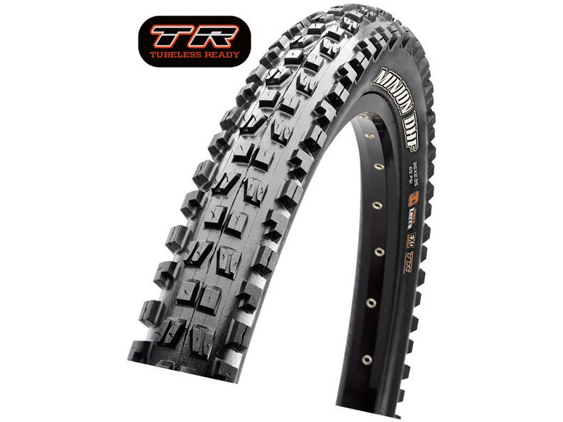MAXXIS Minion DHF 26x2.50 60TPI Wire 3C Maxx Grip click to zoom image
