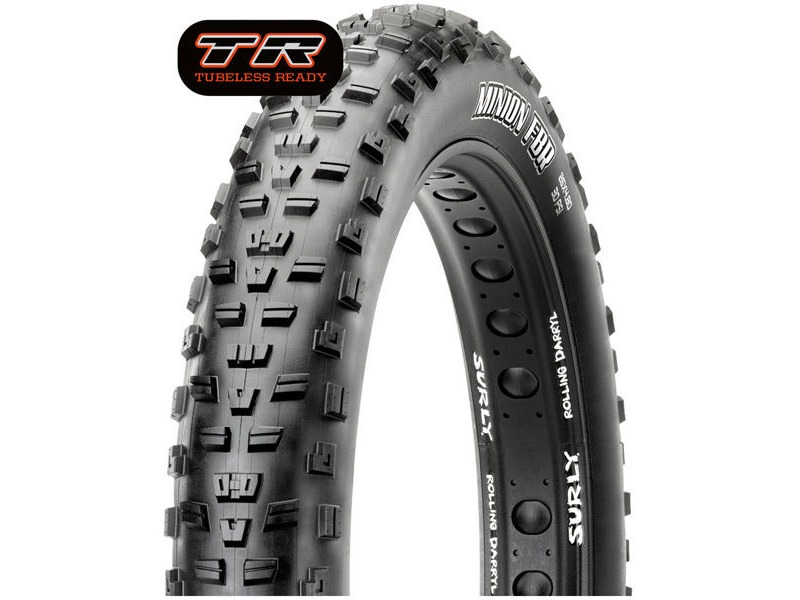MAXXIS Minion FBR 26x4.80 120TPI Folding Dual Compound EXO / TR click to zoom image