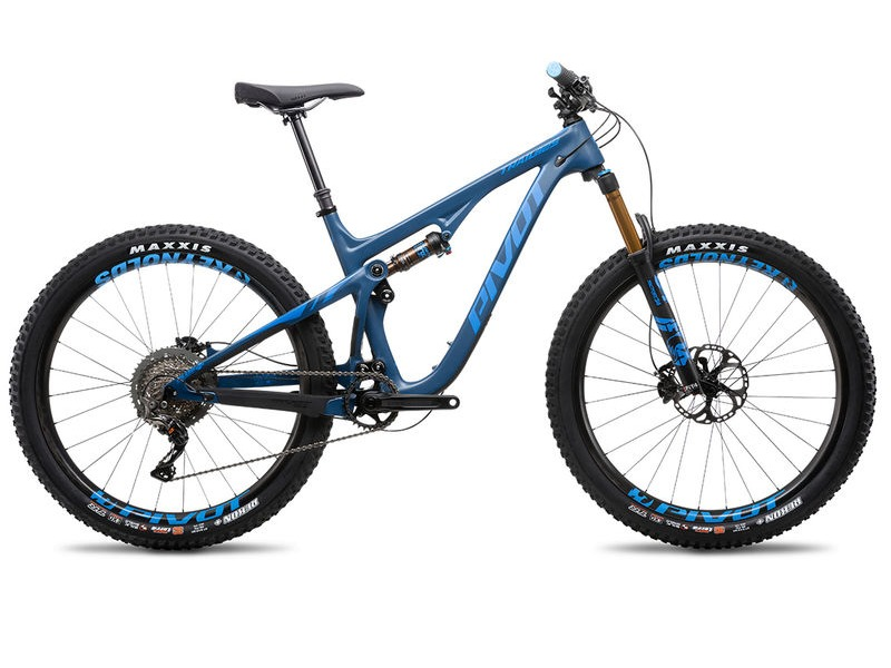 PIVOT CYCLES Trail 429 -Race XO1 Build click to zoom image