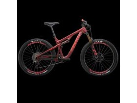PIVOT CYCLES Trail 429 C Frame only Red  click to zoom image