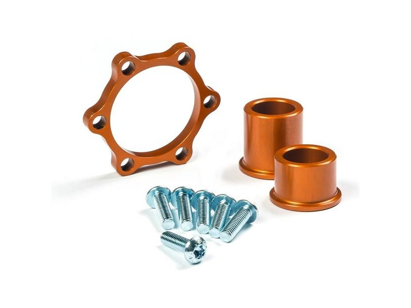MRP Better Boost Adaptor Kit Front Boost adaptor kit for DT Swiss 350 15x100mm hubs - converts to 15x110 click to zoom image