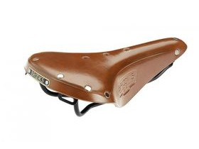 Brooks B17 Standard  Honey  click to zoom image