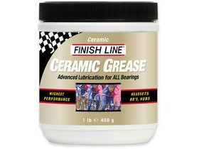 FINISH LINE Ceramic grease 1 lb/455ml tub
