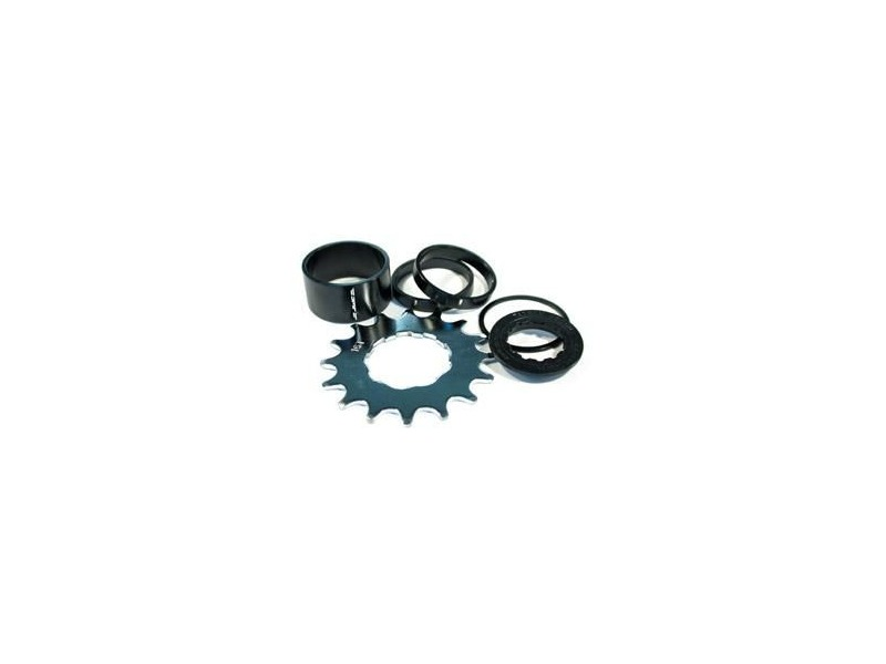 DMR Single speed spacer Kit click to zoom image