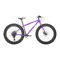 "SURLY Wednesday 26"" Adventure, Disc Brake, SRAM NX Eagle1x12sp, 150 Ft, 177 Rr All-Natural Grape"